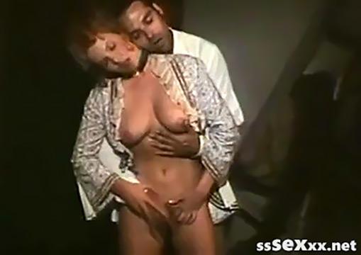 Чувственный винтажный секс. Французское ретро порно
